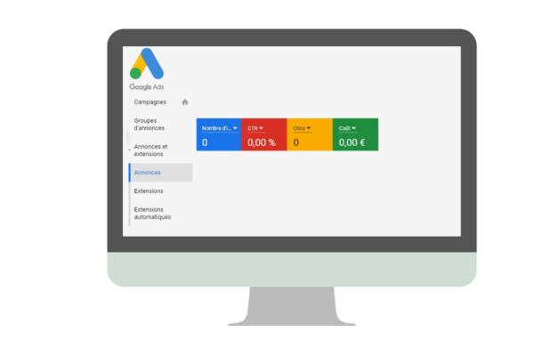 les extensions d'annonces Google Ads